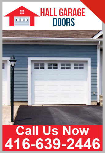 Contact Hall Garage Doors